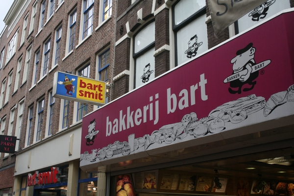 Amsterdam is a very Bart-friendly city.