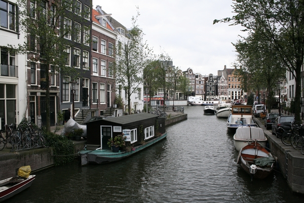 Canals, more canals, with boats, and more boats. And many, many more boats.