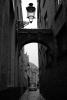 Alley in Bruges