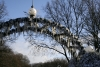 Entrance to the Efteling in winter